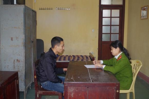 Hà Nam: Bắt 2 đối tượng bị truy nã về tội giết người