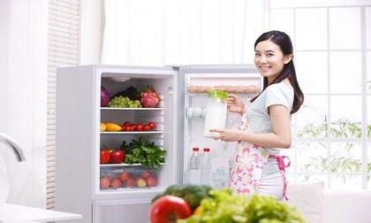 Mách bạn cách khử mùi hôi tủ lạnh đơn giản, hiệu quả