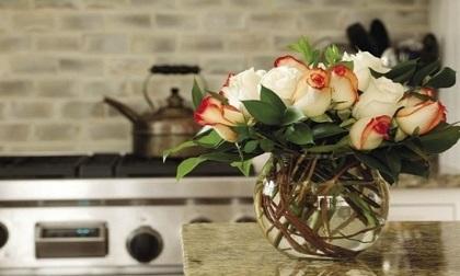 Giữ hoa tươi lâu hơn với những mẹo đơn giản