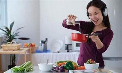 30 mẹo nhỏ cho bạn thêm yêu nhà bếp nhà mình