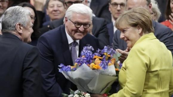 Đức có tân tổng thống