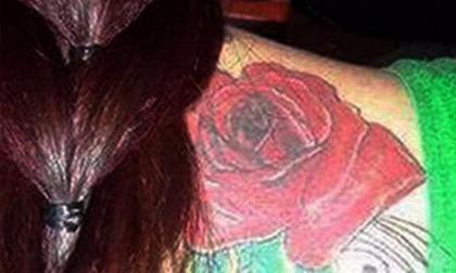 Tin mới vụ cô gái có hình xăm hoa hồng bị sát hại