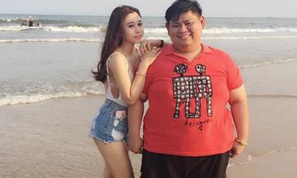 Mối nhân duyên 'không thể ngờ' của cô nàng hotgirl và người yêu hơn 100kg
