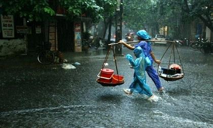 Dự báo thời tiết hôm nay 16/2: Hà Nội có mưa rào?