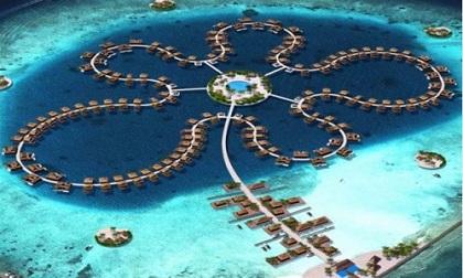 Phát sốt với cảnh đẹp ở Maldives