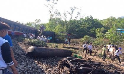 Hé lộ nguyên nhân vụ tai nạn giữa tàu SE2 và xe tải tại Huế