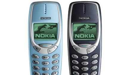 Nokia 3310 mới vẫn là điện thoại cục gạch, giá 60 USD