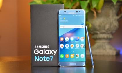 Samsung có thể bán Galaxy Note 7 trở lại với pin nhỏ hơn