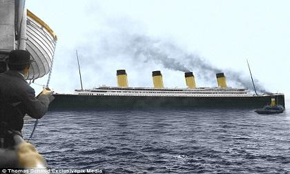 Bí mật động trời về cách đối xử sau khi tàu Titanic chìm