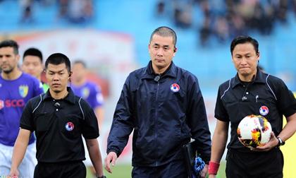 Vòng 7 V.League: Những siêu phẩm và vết gợn trọng tài