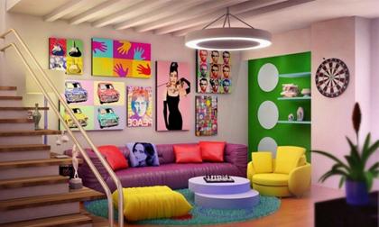 Không gian sống của những gia đình trẻ sẽ 'chất lừ' với phong cách trang trí này
