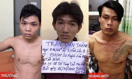 Xuất hiện những nhóm cướp táo tợn ở Sài Gòn
