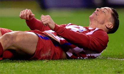 Torres mất trí nhớ tạm thời sau chấn thương đầu