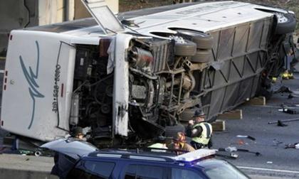 Tai nạn kinh hoàng, ít nhất 10 người Trung Quốc thiệt mạng