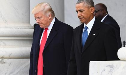 Ông Obama phủ nhận nghe lén điện thoại của ông Trump