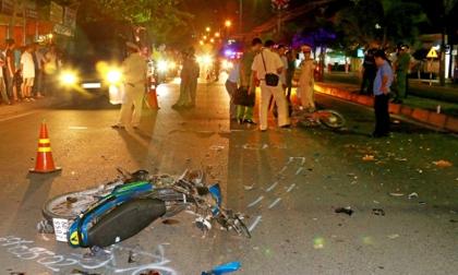 Vĩnh Long: Tai nạn giao thông nghiêm trọng khiến hai người tử vong