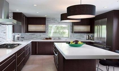 Những mẫu thiết kế nhà bếp đang hot nhất 2017 nên xem ngay để 'dùng dần' cho sau này