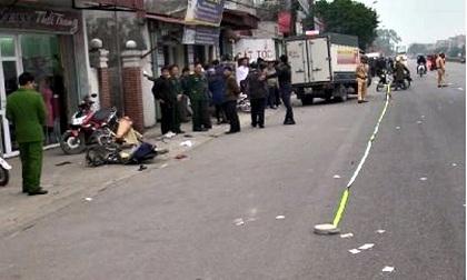 Khởi tố vụ án, khởi tố bị can đối với lái xe tải tông 5 học sinh thương vong