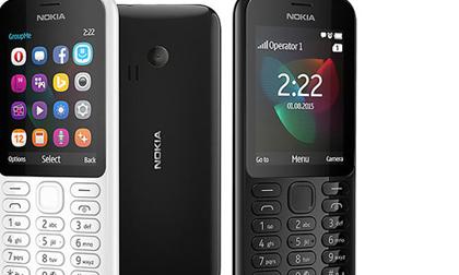 Top điện thoại Nokia giá rẻ, bắt sóng khỏe