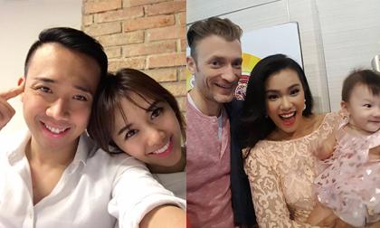 3 sao Việt được chồng chiều nhất hiện nay, ai cũng phải 'ghen tỵ'