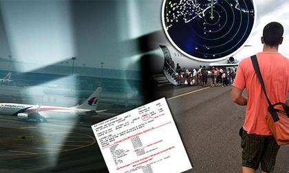 Vụ MH370: Có một hành khách bí ẩn trên máy bay?