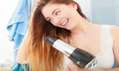 Mách nàng cách chăm sóc tóc đẹp trong những ngày mưa phùn ẩm ướt