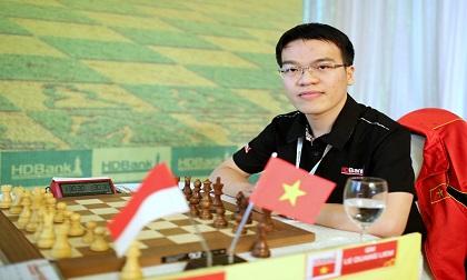 Lê Quang Liêm vô địch giải cờ vua chất lượng nhất Việt Nam