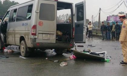 Vụ tai nạn xe khách tại Hà Nam: Sẽ khởi tố vụ án để điều tra