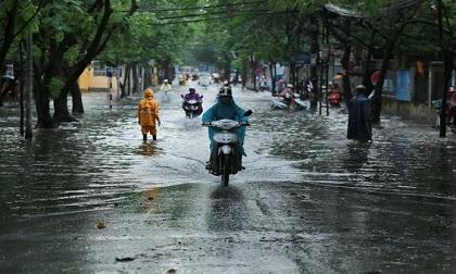 Tin thời tiết ngày 18/3: Mưa dông bao phủ trên cả nước
