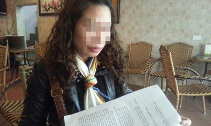 Vụ bé gái 8 tuổi bị dâm ô ở HN: Mẹ nạn nhân bật khóc khi hung thủ bị bắt