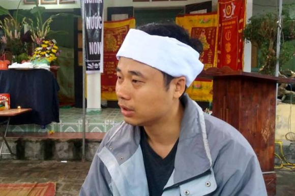 vu xe don dau gap tai nan kinh hoang: linh cam bat an cua con re nan nhan - 1