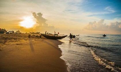 Trời nồm ẩm ở miền Bắc, mau vào miền Nam để hưởng thụ nắng vàng, biển xanh