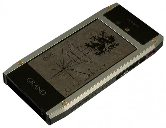 11 smartphone đúng nghĩa sang chảnh, giá đắt... ngớ người - Ảnh 6.