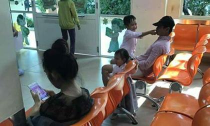 Vợ Lý Hải lại dính nghi vấn mang bầu lần 5 khi bị bắt gặp đi khám tại bệnh viện