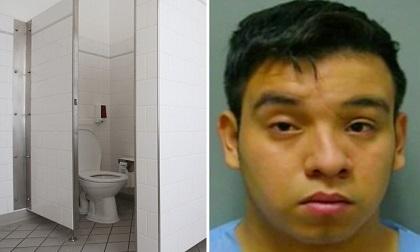 Cưỡng hiếp bé gái nhiều lần trong toilet, 2 thanh niên đối mặt án chung thân