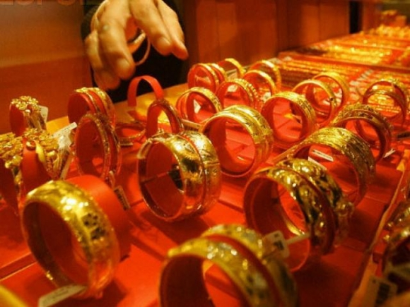 Giá vàng hôm nay 28/3: Vàng SJC tăng mạnh
