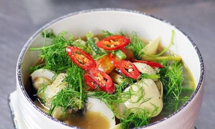 Công thức nấu canh nghêu thơm ngon bổ dưỡng cho ngày hè