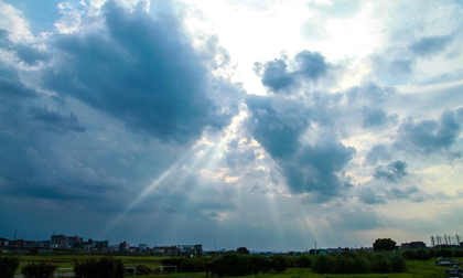 Tin thời tiết ngày 30/3: Bắc Bộ trưa hửng nắng, Nam Bộ 35 độ C