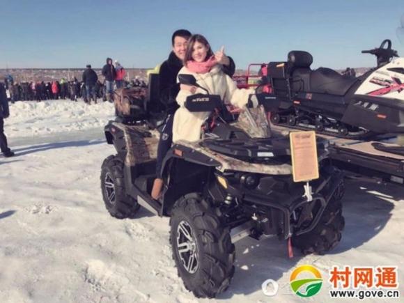 Cô gái Nga xinh đẹp và chuyện tình cổ tích bên chàng trai Trung Quốc không nhà, không xe, không tiền tiết kiệm - Ảnh 3.