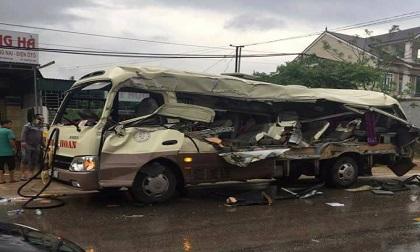 Nghệ An: Hai vụ tai nạn kinh hoàng xảy ra liên tiếp khiến 6 người tử vong
