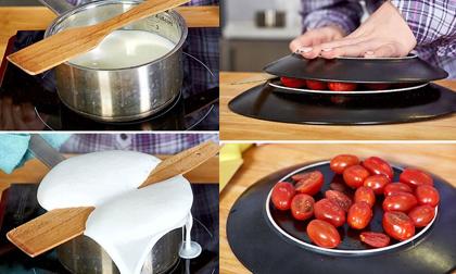 Té ngửa với những mẹo nấu ăn được chia sẻ rần rần trên mạng
