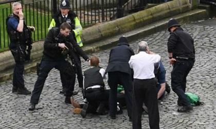 'Góc khuất' sau vụ tấn công khủng bố tòa nhà Quốc hội Anh