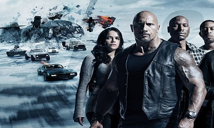 Loạt phim Fast & Furious đã phá 520 triệu USD các loại ô tô