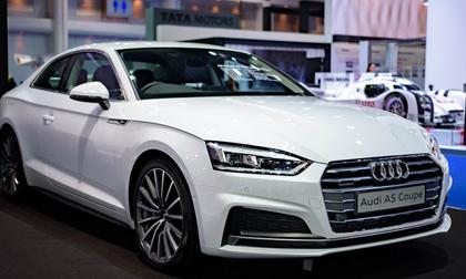 Audi A5 Coupe giá 2,6 tỷ đồng dành cho dân chơi