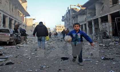 SOHR: Tấn công khí độc tại Syria, ít nhất 18 người thiệt mạng