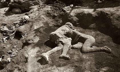 Sự thật khó tin về cặp đôi ôm nhau dưới đống tro tàn cách đây 2.000 năm