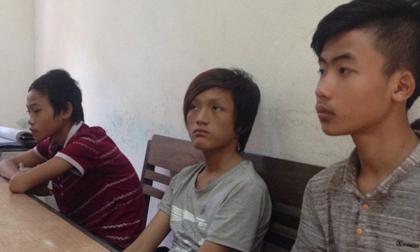 Đà Nẵng: Xóa sổ băng trộm nhí chuyên bẻ khóa, trộm cắp tài sản