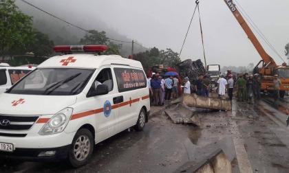 Tai nạn lật xe khách ở Hà Tĩnh: Lời kể hãi hùng của nạn nhân