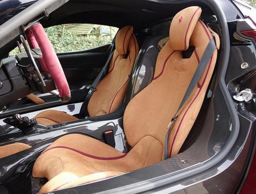 Kinh ngạc siêu xe LaFerrari đỏ đặc biệt giá 77 tỷ đồng - 5