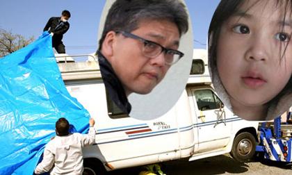 Cảnh sát Nhật khẳng định xe ô tô của nghi phạm đã tới hiện trường nơi phát hiện thi thể bé Nhật Linh